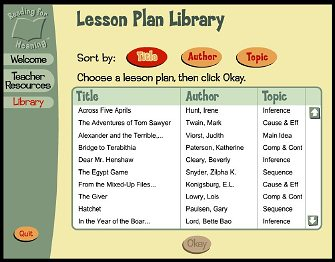 Information Instruction Strategies for Library and