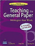 Cambridge A Level General Paper Preparation - by Coolrai