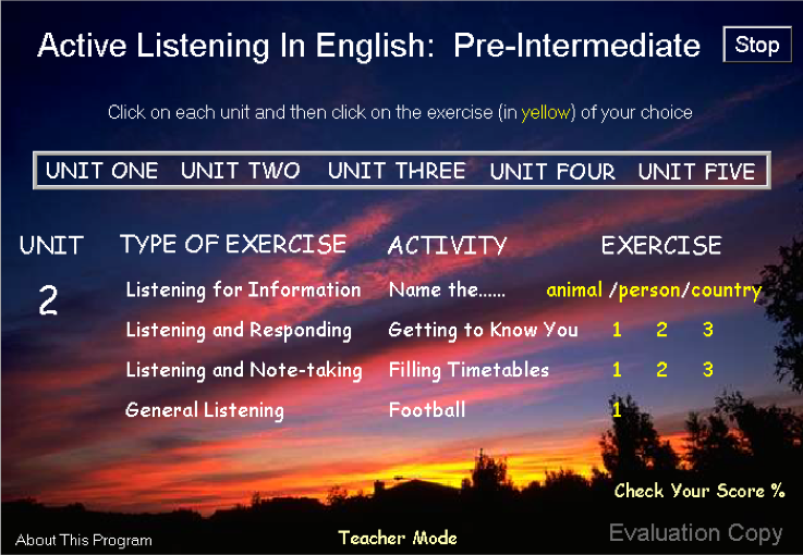 Active Listening in English
