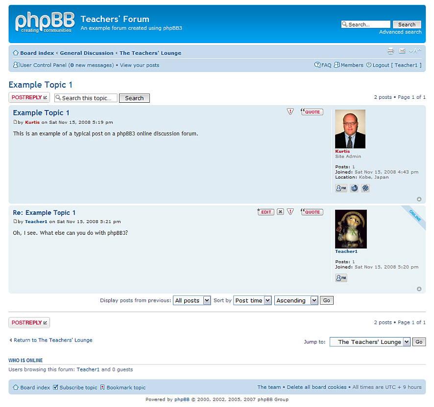 TESL-EJ 12 2 -- PHPBB3