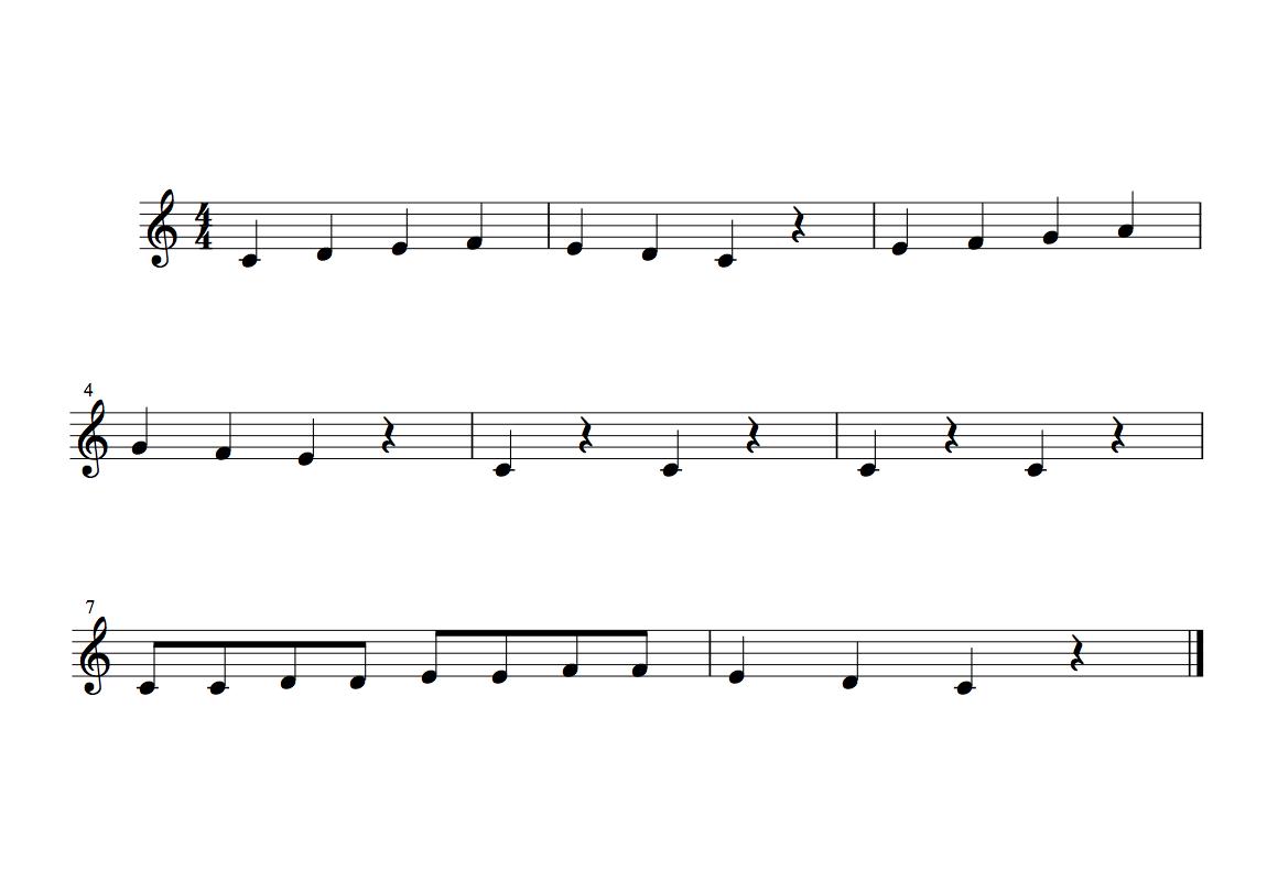 カエル の 歌 ドレミ
