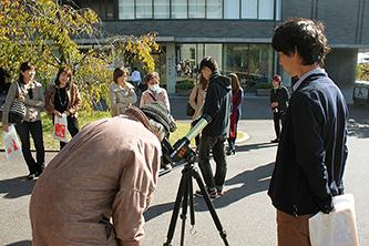太陽望遠鏡