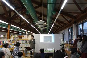 岩倉図書館